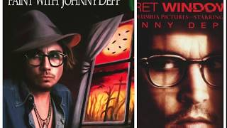 Paint with Johnny Depp *Secret Window* Painting Party