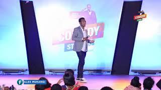 Alex Muhangi Comedy Store April18 - Arthur Nkusi