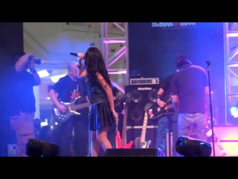 Living On A Prayer by Justine Narvios w/ Sheerelou (Salonga School Of Rock)