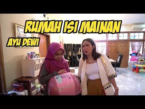 Liat Isi Rumah Ayu Dewi, Ada Lol Sirprise Jumbo😱 - Ricis Kepo (part 1)