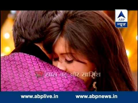 Raj and Avni sharing some romantic moments