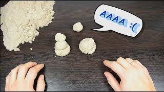 Игры с кинетическим песком(Купить кинетический песок можно у нас на сайте http://kineticsand.com.ua., 2014-12-12T20:58:14.000Z)