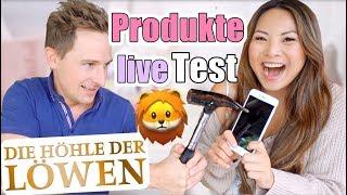 Neue Produkte aus DIE HÖHLE DER LÖWEN schlecht oder genial? LIVE TEST | Mamiseelen