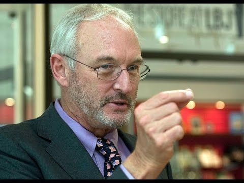 Christopher Buckley Author Interview: Wry Martinis - Political Humor Book (1997)