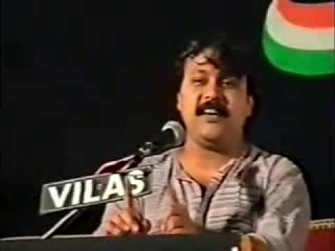 Rajiv Dixit on how TV Advertisements Fool Us - Lecture delivered at Govandi Mumbai in 1998