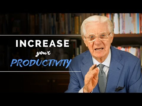 How To Become More Productive - Bob Proctor