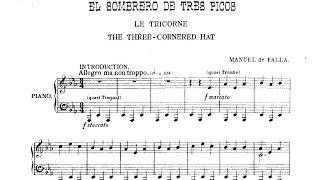 Manuel de Falla: El sombrero de tres picos, ballet completo (1909)