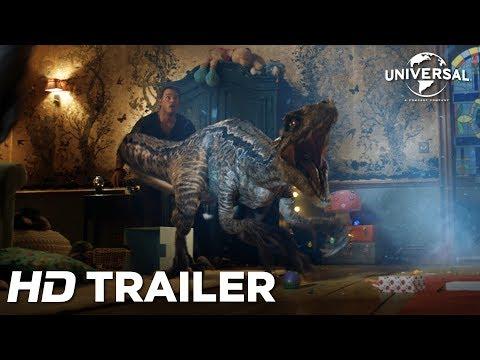 THẾ GIỚI KHỦNG LONG: VƯƠNG QUỐC SỤP ĐỔ| TRAILER CUỐI CÙNG (Universal Pictures) HD thumbnail
