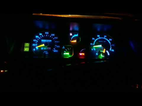 Km Renault 11 Turbo .. ışıklandırma ..