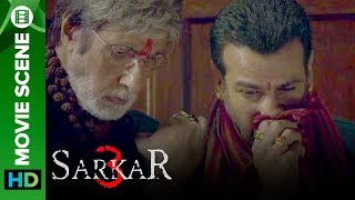Download lagu Sarkar has true faith on Gokul Amitabh BachchanRonit Roy Sarkar 3 MP3