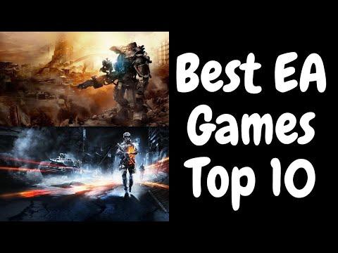 Best Ea Games - Top 10 |
