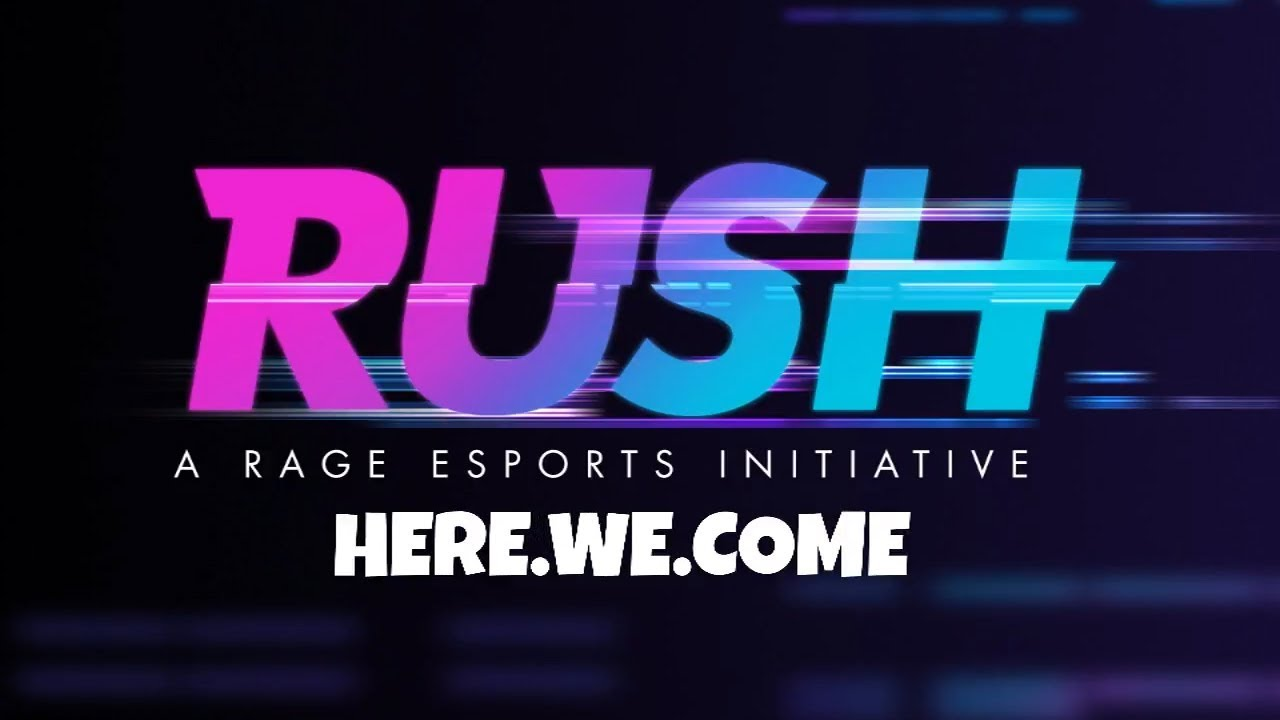 Vodacom 4U Rush Fortnite Talent Announced - Here We come