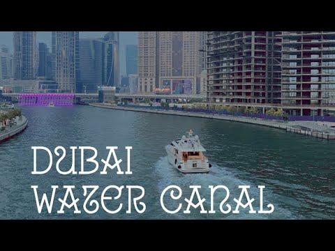 DUBAI WATER CANAL , Dubai Tourist Place ,  Old Safa Park ,Jumeriah , My Dubai Vlog