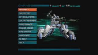 Armored Core 2: Another Age - Sortie 1