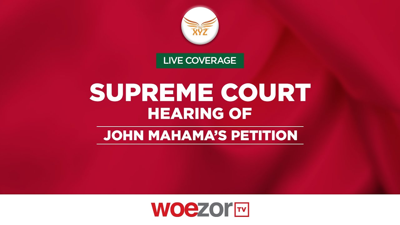 Live | Election Petition Hearing