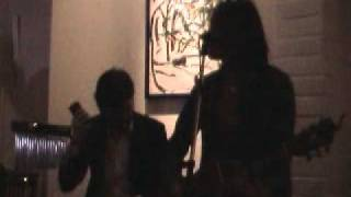 Ryan Roxie & Anton Körberg - When you see God - Live at Oyster Bar Stockholm  4 dec 2010.MPG