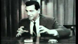 Mario Lanza The Christopher Program 1957 part 1 (HQ)