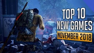 TOP 10 best Android games November 2018