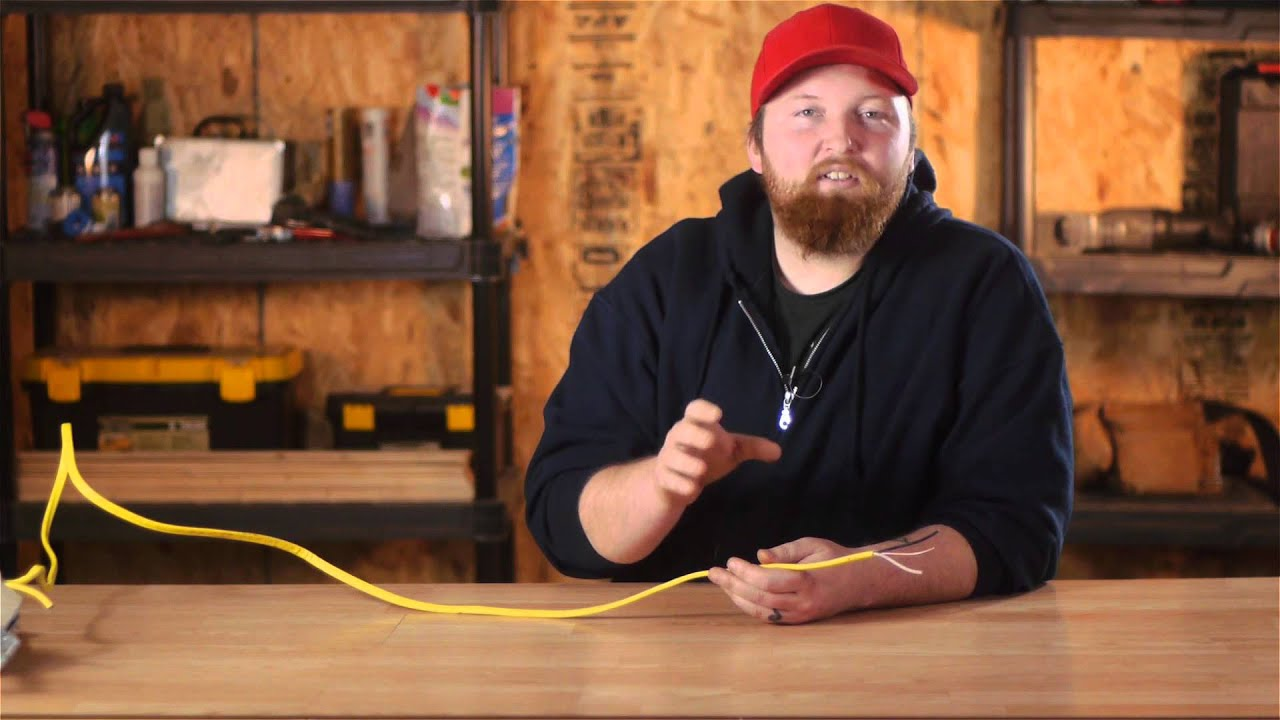 what gauge wire do you use to wire an electric baseboard electrical work [ 1280 x 720 Pixel ]