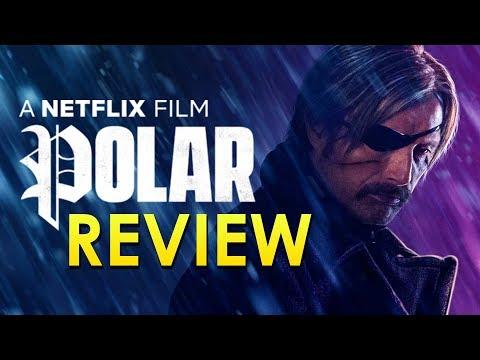 Polar: Netflix Movie Review | NO SPOILERS