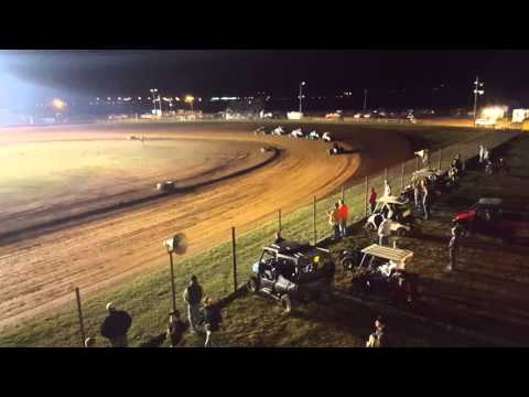 WOW Heat 1 Lawton Speedway 4.2.16