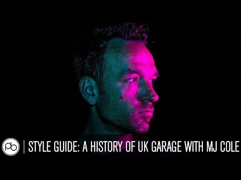 Style Guide: UK Garage | Part 1 - A History of UK Garage with MJ Cole
