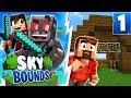Minecraft Skybounds Episode 1: Masterpiece