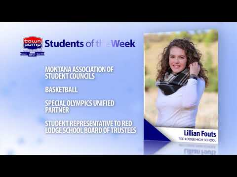 Students of the Week: Lillian Fouts and Ava Graham of Red Lodge High School