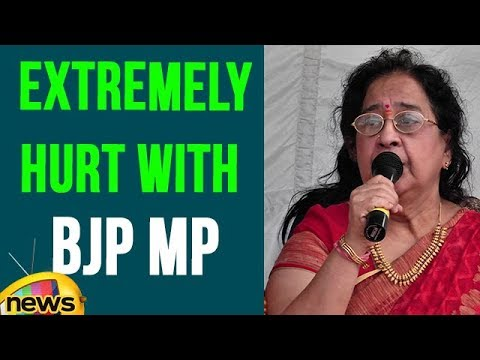 Actress Geethanjali Extremely Hurt With BJP MP Chinthamani Malviya Statements | Mango News