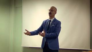 Doç. Dr. Zafer Koylu - Atatürk ve Cumhuriyet'in Kazanımları (9 Kasım 2017 - BŞEÜ SEM)