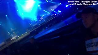 Linkin Park | Talking to Myself Live at Bråvalla festival, Sweden