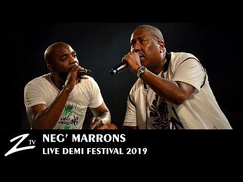 Youtube: Neg' Marrons – On Fait les Choses & Le Bilan – Demi Festival 2019 – LIVE HD