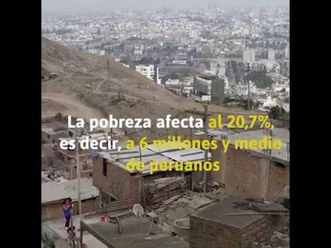 peru y la pobreza 2017
