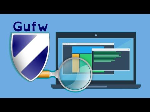 Gufw Firewall Kali