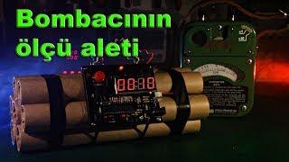 Bombacının ölçü aleti