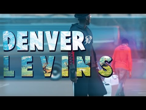 NBA 2K17 - DENVER LEVINS PLAYING ON THE MYPARK!!!