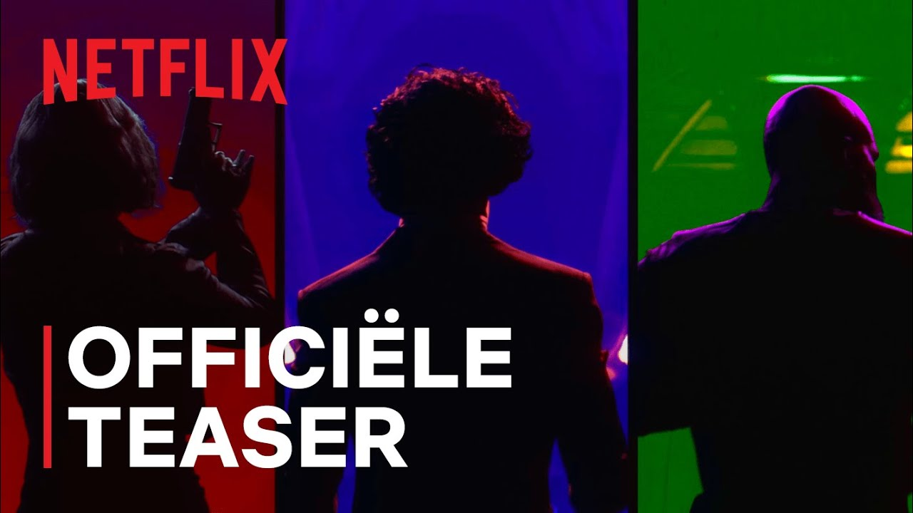 John Cho in Cowboy Bebop teaser op Netflix België