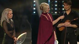 Alexander Rybak at Söngvakeppninn final 2017 - Iceland's Eurovision selection
