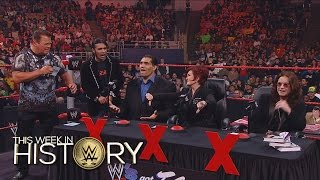 Ozzy Osbourne guest hosts Monday Night Raw: This Week in WWE History, Nov. 5, 2015