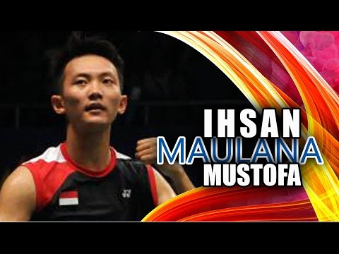 Mengenal Ihsan Maulana Mustofa atlet muda bulutangkis Indonesia