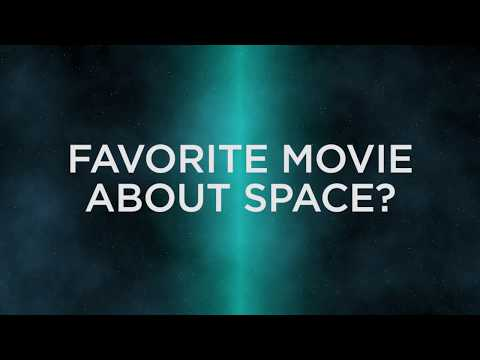 InYourSpace with Marshall R. Teague: Favorite Space Movie?