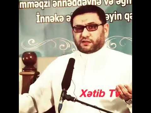 Hacı Şahin - Gülməli Söhbət 😀 (Whatsapp Üçün Qısa Video)
