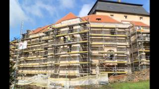 Rekonstrukce zámku v Miroslavi - příklad hodný následování