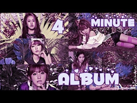 For Muzik - 4MINUTE [LINK+DL]
