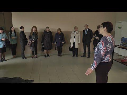 Депутаты районного Совета встретились с учащимися Лидского лицея мелиоративного строительства