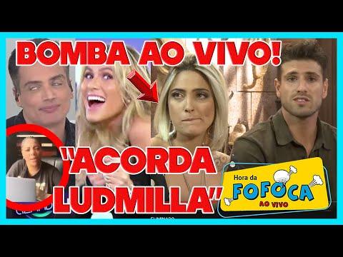 💣Gui descobre que Tati ficou com outro+ Leo Dias responde Ludmilla, expõe assessora e Livia debocha thumbnail