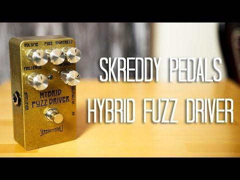 SKREDDY HYBRID FUZZ DRIVERS DOWNLOAD FREE