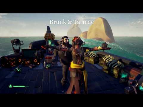 Griches  running down scurvy dogs Sea Of Thieves