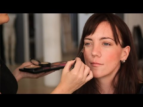 How to Apply Bronzer Highlighter & Blush : Blush & Other Makeup Tips