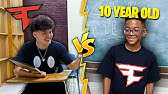 FaZe Clan vs. 5th Grader